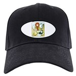 Pigeon Color Book Black Cap