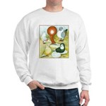 Pigeon Color Book Sweatshirt