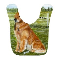 golden obedience Bib