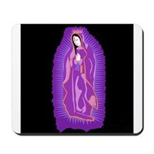 Our Lady of Guadalupe - Viole Mousepad