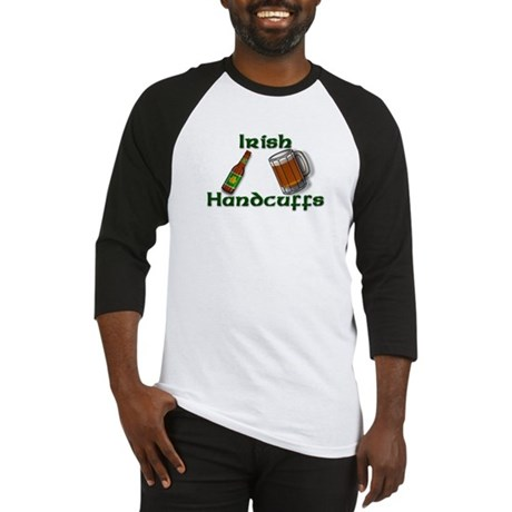 Irish Handcuffs Baseball Jersey