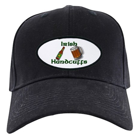 Irish Handcuffs Black Cap