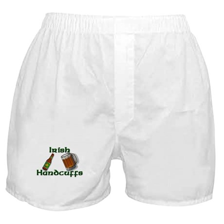 Irish Handcuffs Boxer Shorts