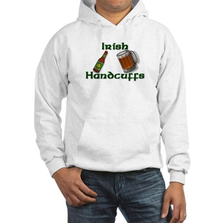 Irish Handcuffs Hooded Sweatshirt
