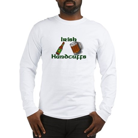 Irish Handcuffs Long Sleeve T-Shirt