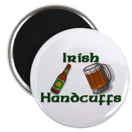 Irish Handcuffs Magnet