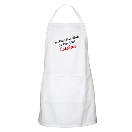 In Love with Esteban BBQ Apron