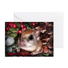 Flying Squirrel Christmas Greeting Cards (Pk of 10