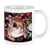 Flying Squirrel Christmas Mug