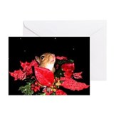 Night Squirrel Greeting Cards (Pk of 10)