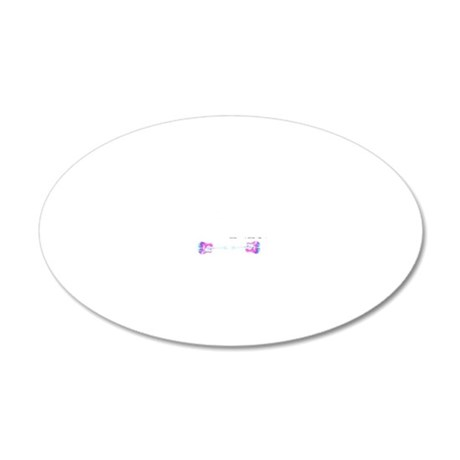rEPEAL2 20x12 Oval Wall Decal