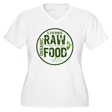 RAWFOODBUTTON2 T-Shirt