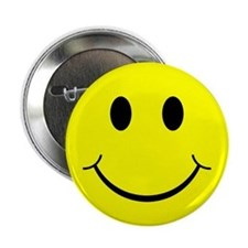 Classic Smiley Face Button