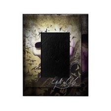 cycleoflife-blk-bckgrd Picture Frame