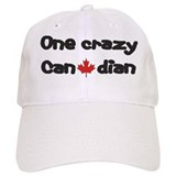 One crazy cdn Baseball Cap