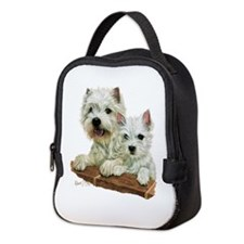 West Highland White Terrier Neoprene Lunch Bag