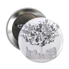 "guitar tree white 2.25"" Button"
