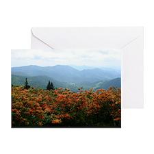 Roan Mountain 022 Greeting Card