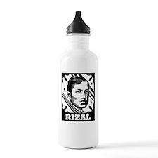 rizal_box_onDark Water Bottle