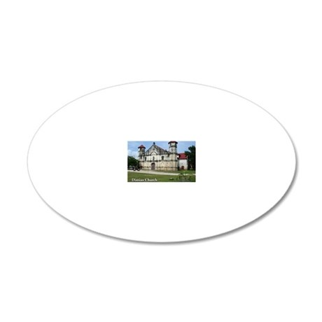 11.5x9_print_12 20x12 Oval Wall Decal
