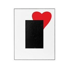 I loveNJ-shirt-black Picture Frame