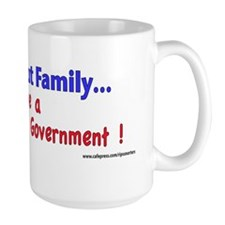 Forget About Family... Mug