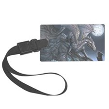 blackwind5x7card Luggage Tag
