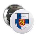 Suomi Flag Crest Shield 2.25