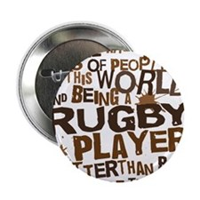 "rugbyplayerbrown 2.25"" Button"