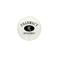 Pharmacy Department Mini Button (100 pack)