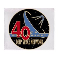 DSN at 40! Throw Blanket
