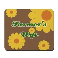 Farmer's Wife Mousepad