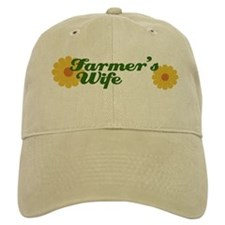 Farmer's Wife Baseball Cap
