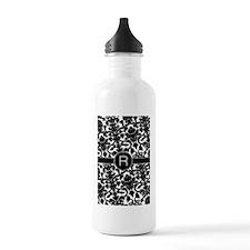 monogram_R copy Water Bottle