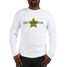 EMT SUPERSTAR Long Sleeve T-Shirt