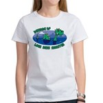 Beware Of Loch Ness Monster Women's T-Shirt