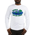 Beware Of Loch Ness Monster Long Sleeve T-Shirt