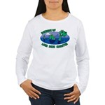 Beware Of Loch Ness Monster Women's Long Sleeve T-