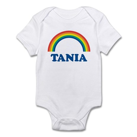 TANIA (rainbow) Infant Bodysuit