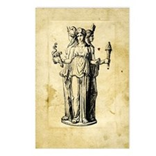 Hecate Postcards (Package of 8)