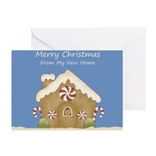 Cool New home christmas Greeting Cards (Pk of 20)