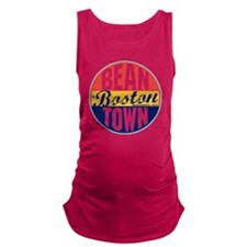 Boston Vintage Label W Maternity Tank Top