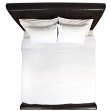 1stFlag_white King Duvet