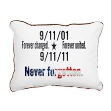 LC_FOREVERCHANGED__FORLT Rectangular Canvas Pillow