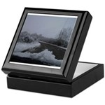 Snow Keepsake Box