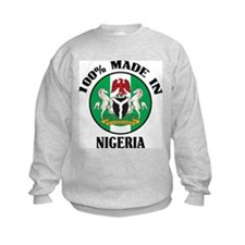 Made In Nigeria Sweatshirt