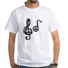 music_is_universal_plus_note_larg Shirt