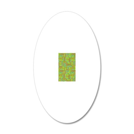 class_of_2012_02 20x12 Oval Wall Decal