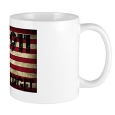 911 Grunge Flag Coffee Mug