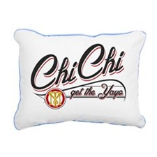 ChiChi-Wtes Rectangular Canvas Pillow